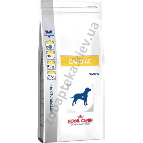 Royal Canin Early Cardiac Dog - корм Роял Канин при сердечной недостаточности