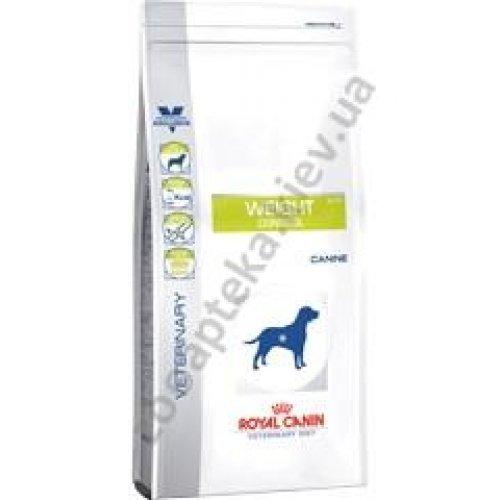 Royal Canin Weight Control Dog - лечебный корм Роял Канин для собак с избыточным весом