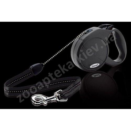 Flexi Classic Basic 3 Large - рулетка Флекси для собак весом до 50 кг