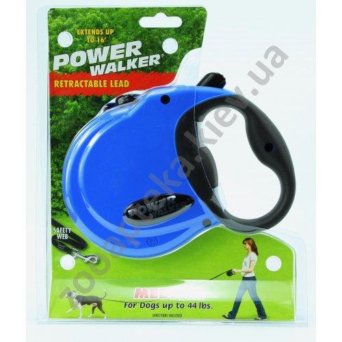 Coastal Power Walker - рулетка-поводок Коастал