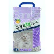 Sanicat Professional Super Plus - наполнитель Саникет Супер Плюс для туалета на основе сепиолита