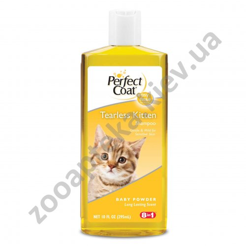 8 in 1 Tearless Kitten - шампунь без слез 8 в 1 для котят
