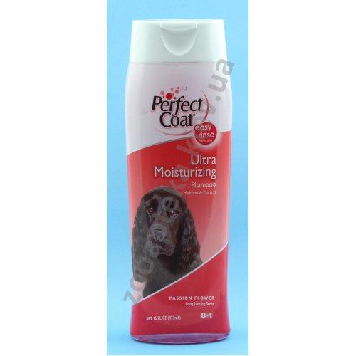 8 in 1 Select Ultra Moisturizing Shampoo - шампунь 8 в 1 увлажняющий с ромашкой для собак
