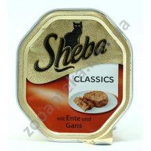 Sheba - паштет Шеба из утки и гуся