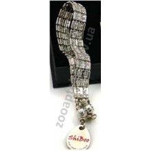 ShiBoo Sissi-choker - цепочка ШиБу серебро для собак
