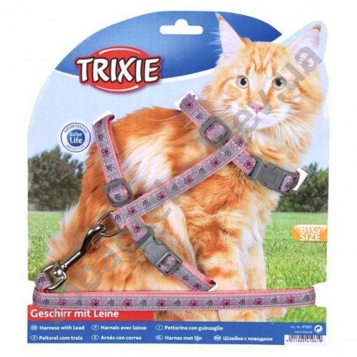 Trixie - шлея Трикси с поводком для крупных пород кошек