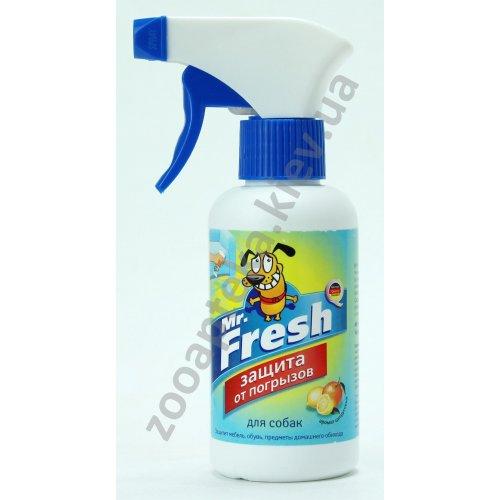 Mr Fresh - спрей Мистер Фреш для защиты от погрызов