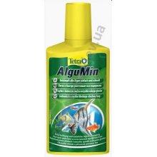 Tetra AlguMin Plus - препарат Тетра Альгумин против роста водорослей в аквариуме