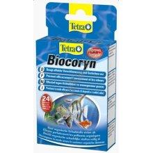 Tetra Biocoryn - препарат Тетра против загрязнения аквариумного грунта