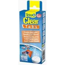 Tetra Clear Tabs - препарат Тетра для обеспечения прозрачности воды в таблетках