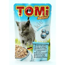 TOMi Junior - консервы ТОМи для котят