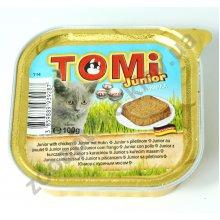 TOMi - паштет ТОМи для котят