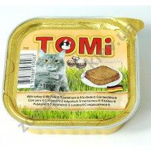 TOMi - паштет ТОМи с индюшатиной для кошек