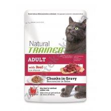 Trainer Natural Adult Beef - корм Трейнер с говядиной для кошек