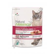 Trainer Natural Adult Sterilised Ham - корм Трейнер с ветчиной для стерилизованных кошек