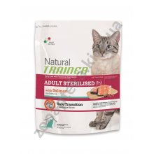 Trainer Natural Adult Sterilised Salmon - корм Трейнер с лососем для стерилизованных кошек