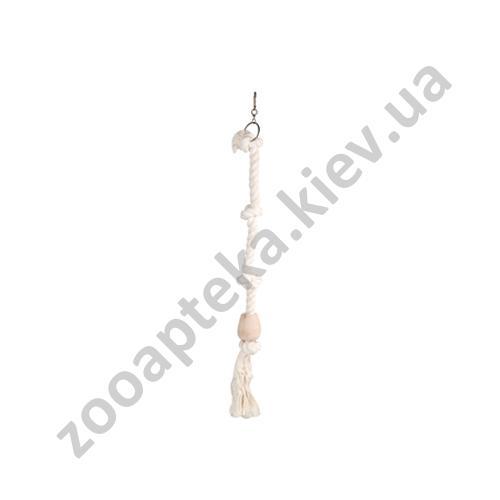 Karlie-Flamingo Tarzan - веревка с узлами Карли-Фламинго для птиц