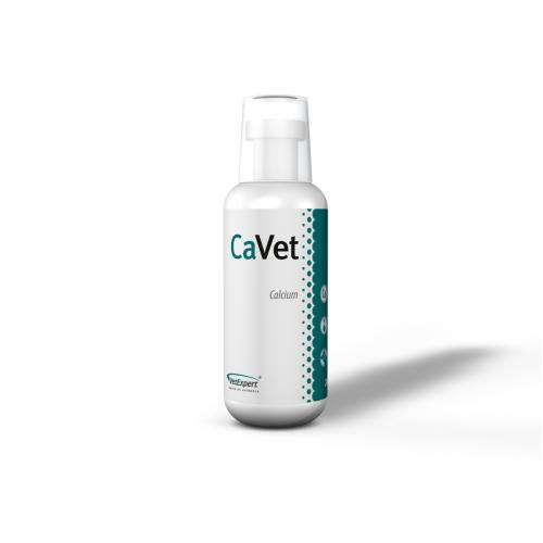 Vet Expert CaVet - жидкая добавка кальция Вет Эксперт КаВет