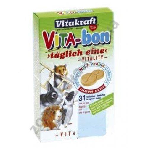 Vitakraft Vita-Bon - вітаміни Вітакрафт для гризунів