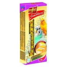 Vitapol Egg Smakers - корм Витапол, с яйцами для волнистых попугаев, в колбе