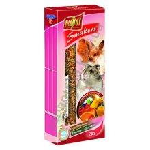 Vitapol Fruit Smakers - корм Витапол для грызунов с фруктами в колбе