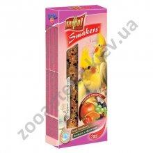 Vitapol Fruit Smakers - корм Витапол с фруктами для средних попугаев в колбе
