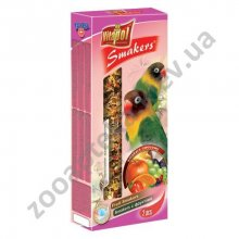 Vitapol Fruit Smakers - корм Витапол с фруктами для неразлучников в колбе