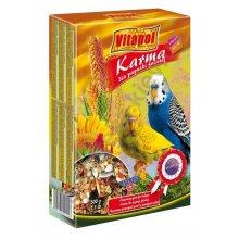 Vitapol Karma - корм Витапол для волнистых попугайчиков