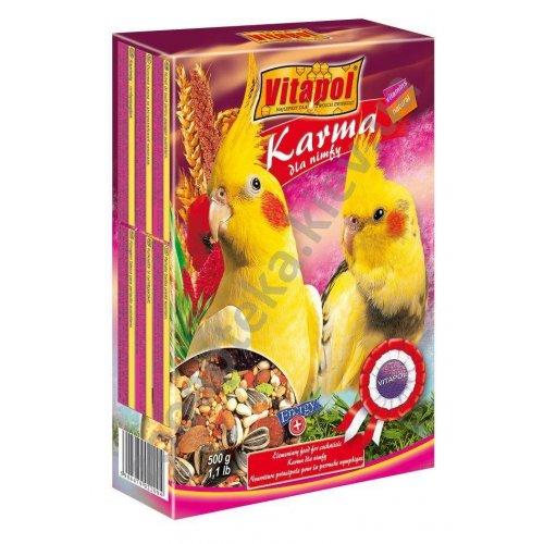 Vitapol Karma - корм Вітапол для середніх папужок