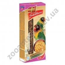 Vitapol Honey Smakers - корм Витапол с медом для неразлучников в колбе
