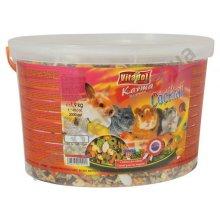 Vitapol Coctail - корм Витапол Коктейль для грызунов