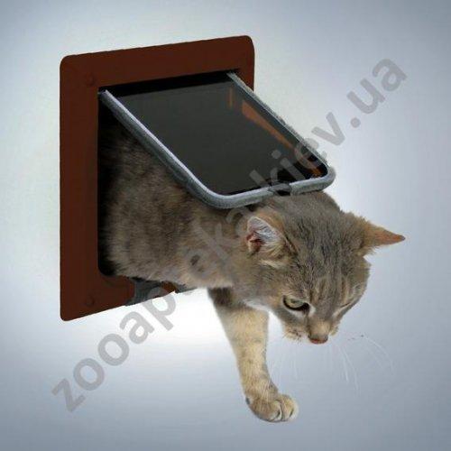 Trixie - врезная дверь Трикси Де Люкс для кошек