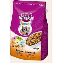 Whiskas Junior - корм Вискас с курицей для котят