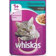 Whiskas - корм Вискас с кроликом в соусе