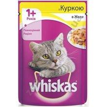 Whiskas - корм Вискас с курицей в желе