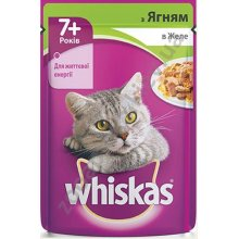 Whiskas - корм Вискас с ягненком для кошек старше 7 лет
