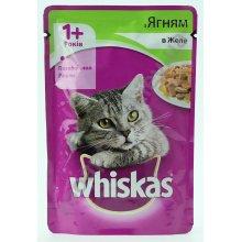 Whiskas - корм Вискас ягненок в желе