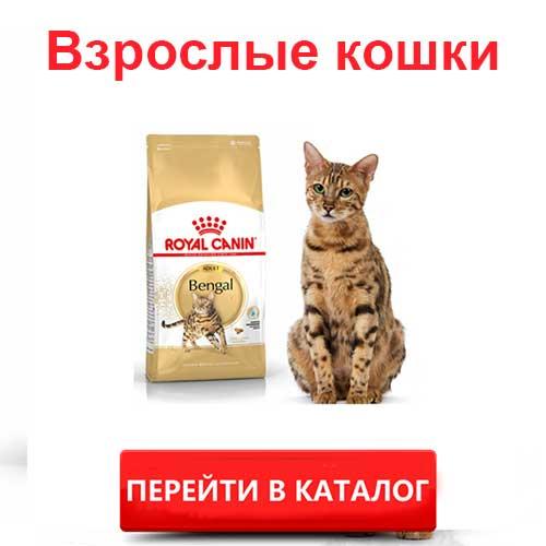 Корм Роял Канин для взрослых кошек