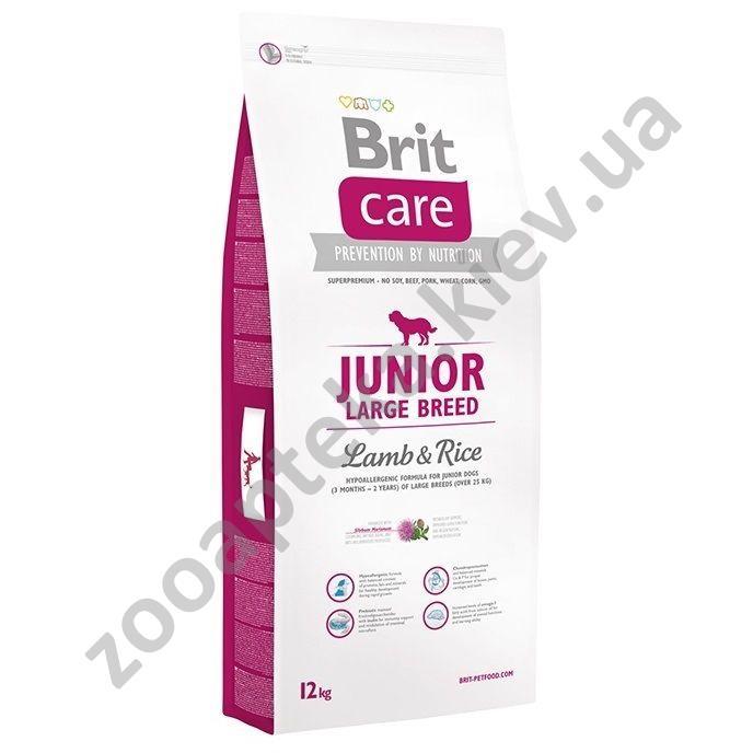 Корм Brit Premium Junior L 3kg для собак 132330