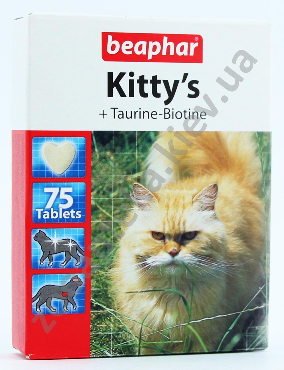 Лакомство с биотином для кошек