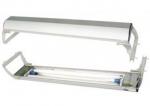 Resun DL 15R Silver - светильник Ресан (лампы 2x15 Вт) (27510)