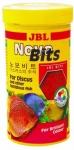 JBL Novo Bits - гранулированный корм Джей Би Эл для дискусов и другой привередливой тропической рыбы, 205 мл