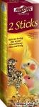 Versele-Laga Prestige Premium Stick Parakeets Nuts&Honey - лакомство Версель-Лага с орехами и медом  для крупных попугаев, 2 шт (222874)