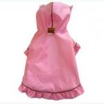 Monkey Daze Raincoat - дождевик розовый Манки Дазе для собак (71029_23)