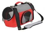 Trixie Tamica - сумка-переноска Трикси для собак красный/серый
