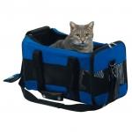 Trixie - сумка-переноска Трикси для собак, неопрен голубая (28751)