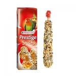 Versele-Laga Prestige Sticks Nuts+Honey - лакомство для попугаев Версель-Лага, орехи с мёдом (223130)