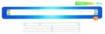 Resun WB 10 - аквариумная лампа Ресан, 10 Вт, 33.1 cм (27352)