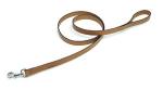 Coastal Oak Tanned Leather Lead - кожаный поводок для собак Коастал для собак
