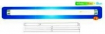 Resun WB 25 - аквариумная лампа Ресан, 25 Вт, 75 cм (27355)